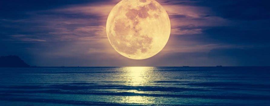 Você sabe como surgiu a Lua? Estamos aqui para explicar!