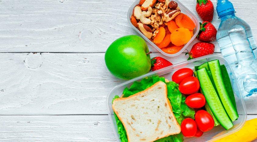 Alimentação saudável e equilibrada é um dos grandes diferenciais da Ciranda