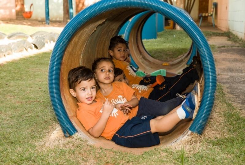 Escolas Particulares com Educação Infantil Guará - Escola Particular de Período Integral