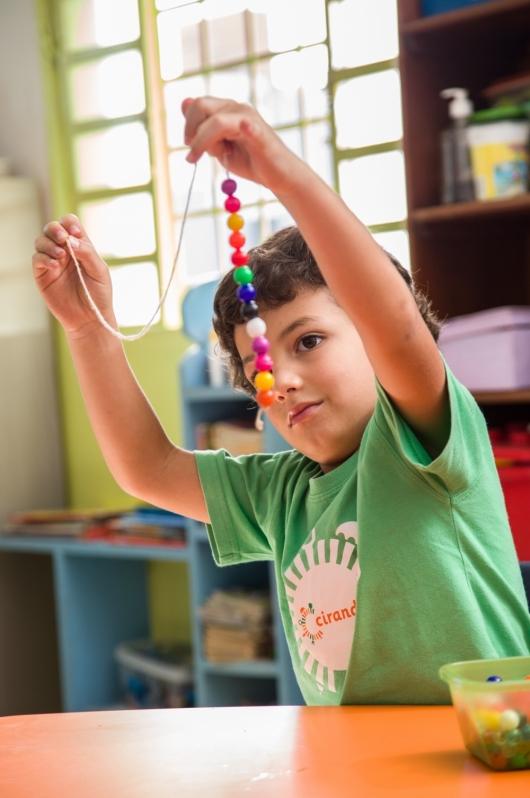 Escolas Particulares Infantil com Aulas Bilíngue Barão Geraldo - Escola Particular de Período Integral