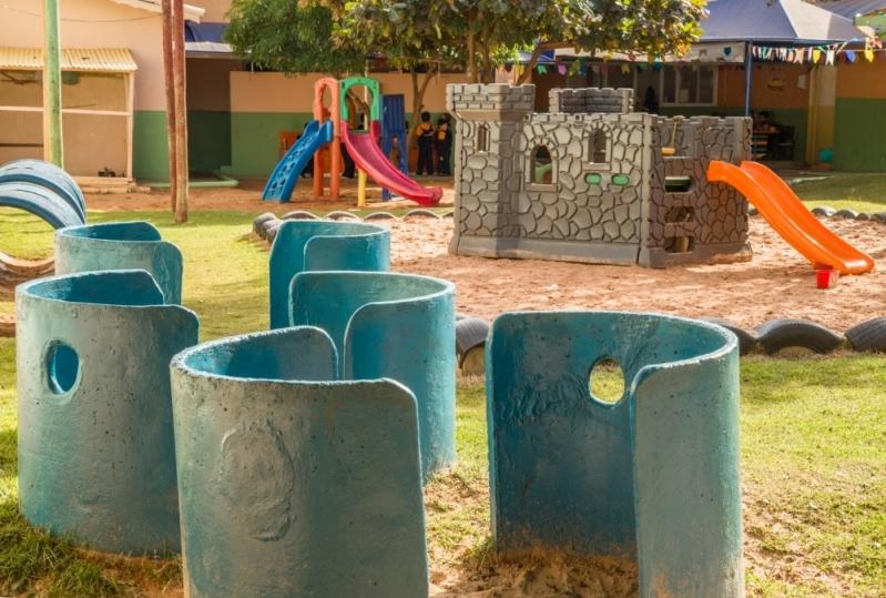 Jardim de Infância Educação Infantil Preço Barão Geraldo - Jardim de Infância com Maternal