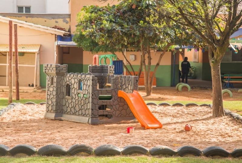 Procuro Escola Particular Infantil de Meio Período Paulínia - Escola Particular de Período Integral