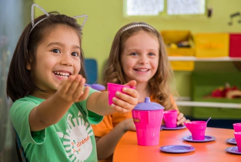 Procuro por Jardim de Infância e Berçário Particular Campinas - Jardim de Infância com Maternal