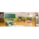 colégio infantil com pré escola Taquaral