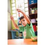 colégio particular período integral para educação infantil Guará