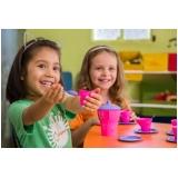 colégio infantil com tempo integrado