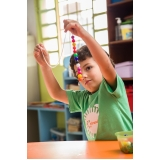 jardim de infância de educação infantil