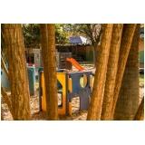 jardim de infância de período integral