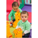 jardim de infância para bebês Castelo