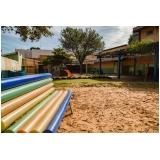 onde encontrar berçário e escola de ensino fundamental Guará