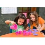 onde encontro colégio particular infantil de período integral Taquaral