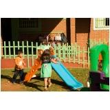onde encontro colégio particular infantil meio período Taquaral
