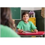 onde encontro colégio particular período integral para educação infantil Taquaral