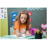 preço de colégio particular infantil Taquaral