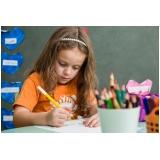 preço de escola infantil bilíngue particular Taquaral