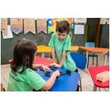 procuro por berçário e escola infantil com aula de música Taquaral