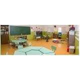procuro por escola bilíngue com facilidade de comunicação Guará