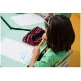 quanto custa escola infantil particular de período integral Taquaral