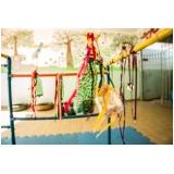 colégio infantil para bebês particular valor Taquaral