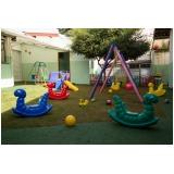 escola particular infantil de meio período Campinas