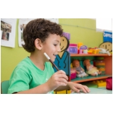 procuro escola particular infantil com aulas bilíngue Paulínia