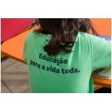 procuro por escola particular infantil com aulas bilíngue Castelo